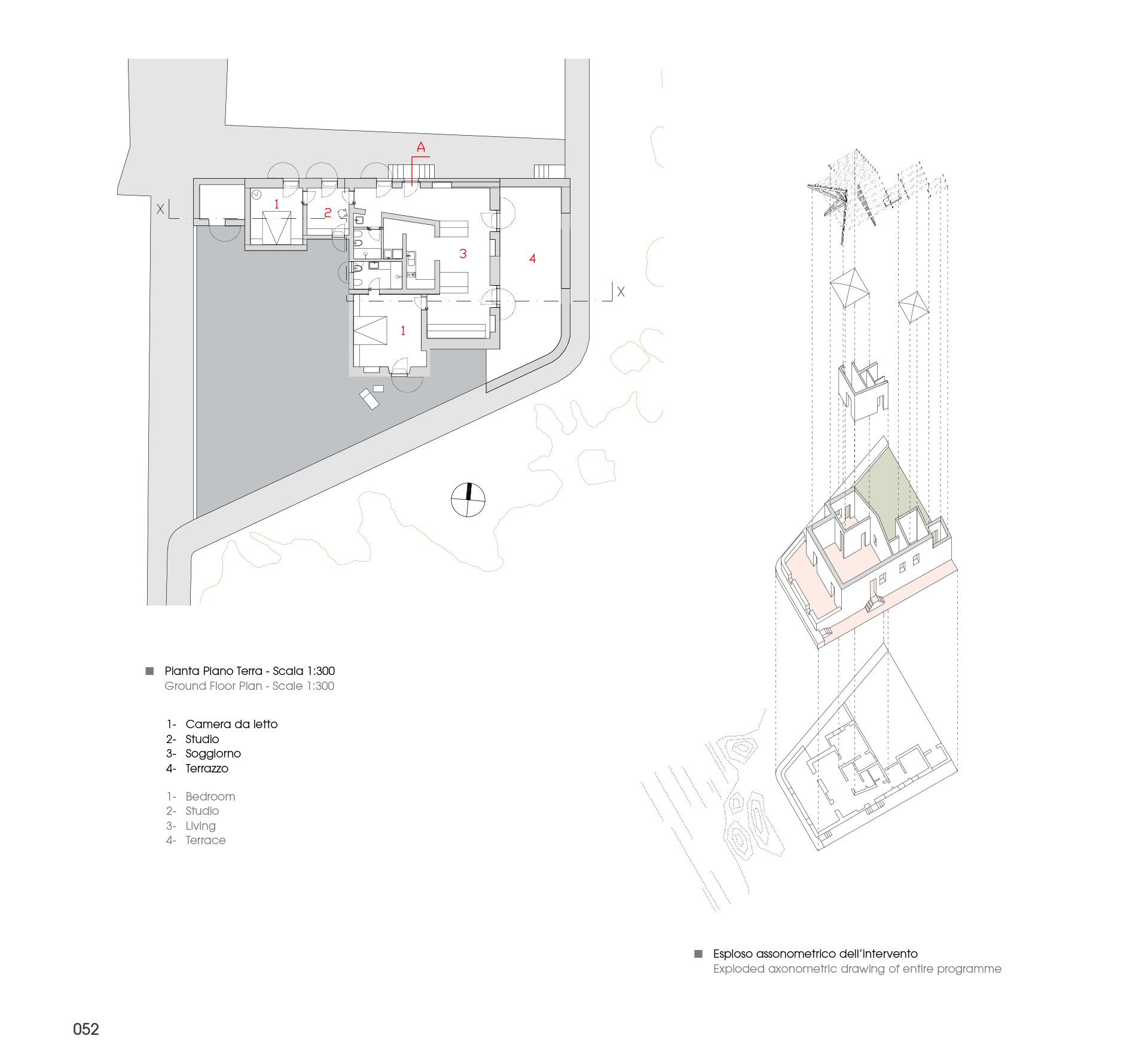 panorama italiano - eva grillo - Casa EC a Marzamemi